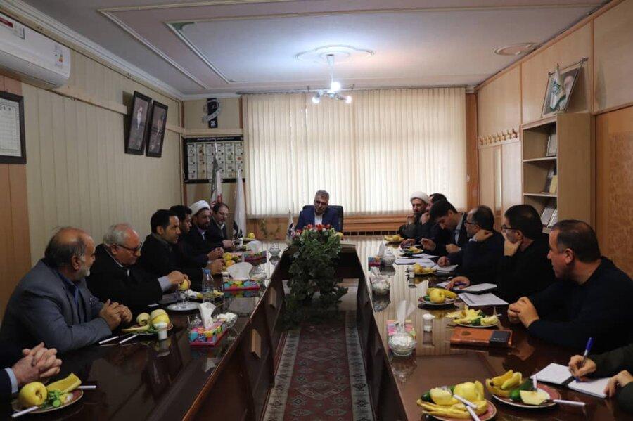 برگزاری نشست راه اندازی مرکز جامع اعتیاد مبتنی بر تدوام درمان در آذربایجان غربی