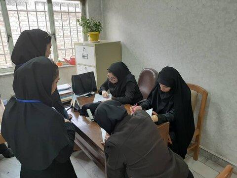 اسلامشهر|  طرح سنجش سلامت عمومی و اجتماعی بانوان اسلامشهر اجرا شد