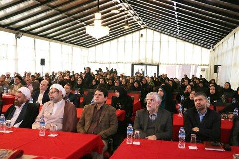 حضور مدیرکل بهزیستی گلستان در همایش آموزش های هنگام ازدواج در استان گلستان