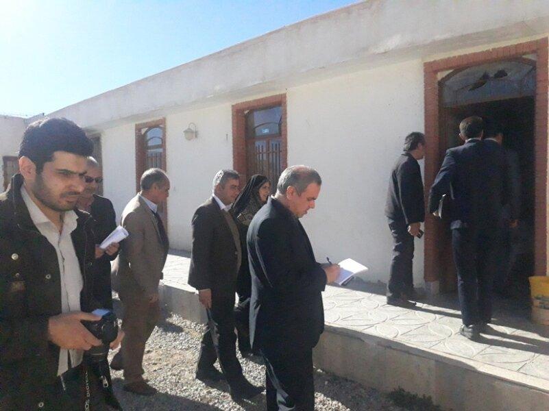 گزارش تصویری  بازدید جانشین دبیر شورای هماهنگی مبارزه با مواد مخدر کشور از مرکز اقامتی میان مدت در دهاقان