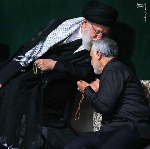 پیام مدیرکل بهزیستی آذربایجان شرقی در پی شهادت سردار رشید اسلام قاسم سلیمانی