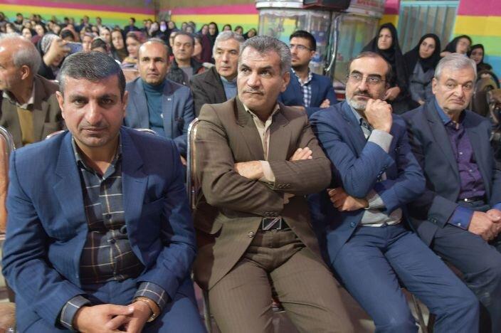شهرضا|گزارش تصویری| حضور معاونین توانبخشی و مشارکتهای مردمی اداره کل بهزیستی استان اصفهان در جشن اسوههای صبوری
