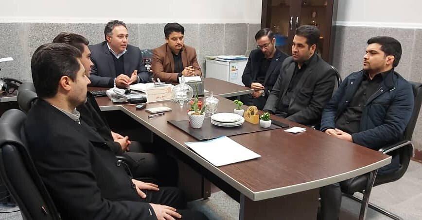 برگزاری شورای بسیج بهزیستی گلستان