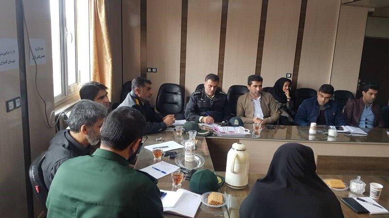 برگزاری جلسه تخصصی کاهش طلاق در بهزیستی کامیاران