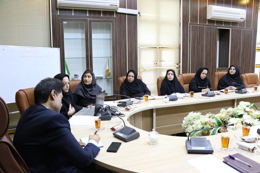 برگزاری هفتمین جلسه کارگروه تشکل ها و مراکز غیردولتی