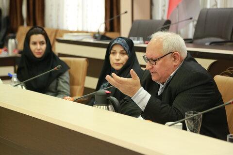 نخستین جلسه هم اندیشی بررسی چالشهای پیشگیری و درمان اعتیاد زنان،برگزار شد