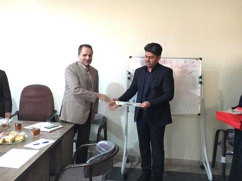 ملارد | سرپرست بهزیستی شهرستان ملارد منصوب شد