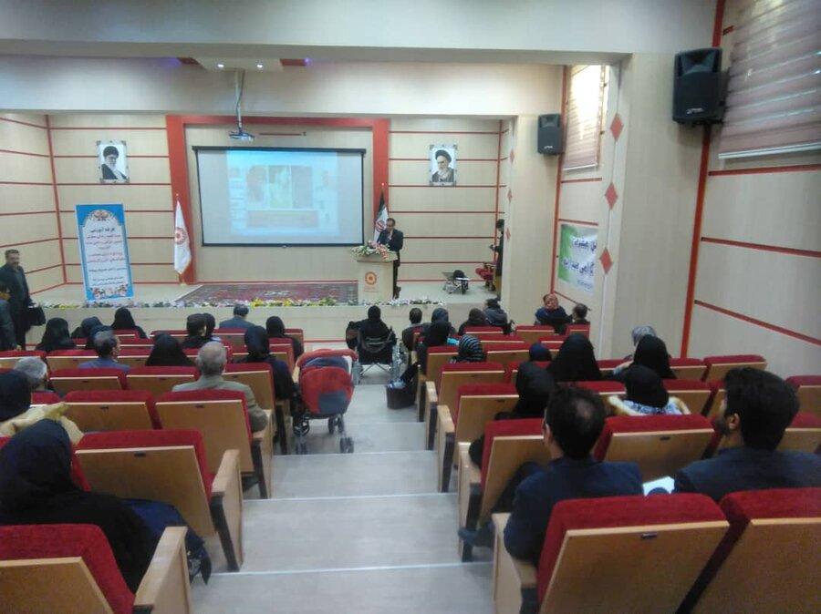 برگزاری کارگاه آموزشی روش های بهبود کیفیت زندگی افراد دارای معلولیت در ایلام