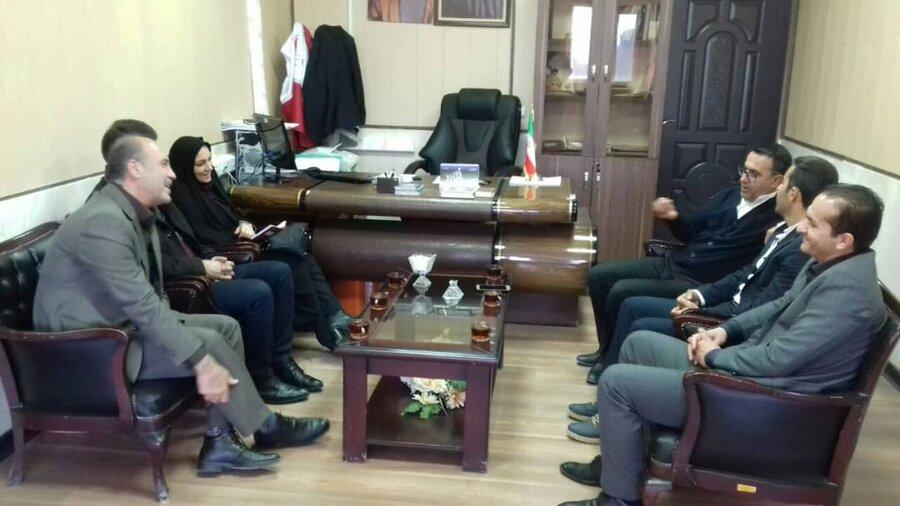 «شیرزاد قاسمی » به سمت سرپرست اداره بهزیستی  شهرستان سیروان منصوب شد