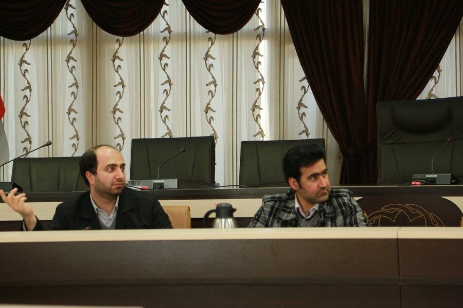 نشست تخصصی «همکاری های مشترک با نماد» برگزار شد