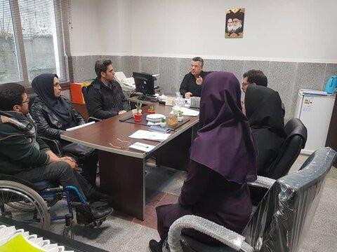 توسعه و تدوین سازو کار تشکیل تعاونی های زنان سرپرست خانوار بهزیستی گلستان
