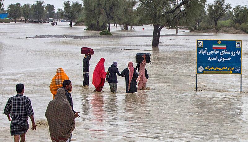 ستاد مدیریت بحران سازمان بهزیستی کشوردرمناطق سیل زده استانهای؛ سیستان و بلوچستان، کرمان و هرمزگان تشکیل شد