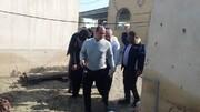 گزارش تصویری| بازدید اعضای ستاد مدیریت بحران بهزیستی از مناطق سیل زده