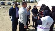 فیلم| امداد رسانی تیم های تخصصی بهزیستی به سیل زدگان در استان های کرمان، هرمزگان و سیستان و بلوچستان
