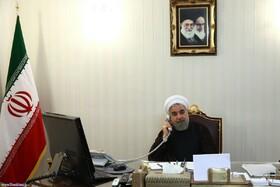 تماس تلفنی رئیس جمهور با استاندار سیستان و بلوچستان