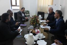 نشست هماهنگی آغاز عملیات احداث 400 واحد مسکن مددجویان و معلولین استان برگزار شد