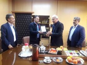 جم| دکتر حاجیونی: پتروشیمی جم شریک اجتماعی مستمر بهزیستی استان بوشهر است