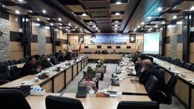 شاهرود ا برگزاری جلسه مناسب سازی اماکن و فضاهای عمومی