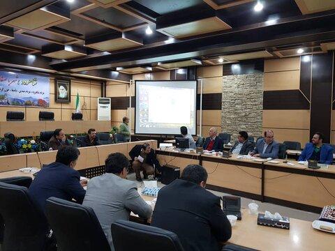 شاهرود ا برگزاری جلسه شورای هماهنگی مبارزه با مواد مخدر شهرستان شاهرود
