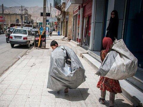 گردش مالی هزار میلیاردی کودکان کار و خیابان در شهر تهران