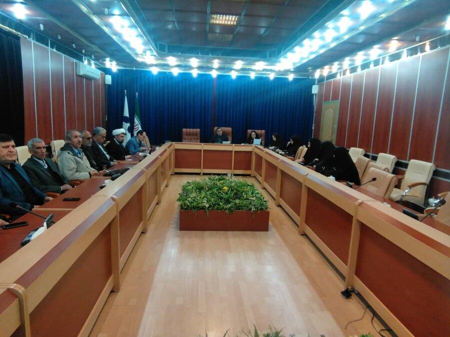 نخستین شورای مشارکتهای مردمی اداره کل بهزیستی ایلام تشکیل شد