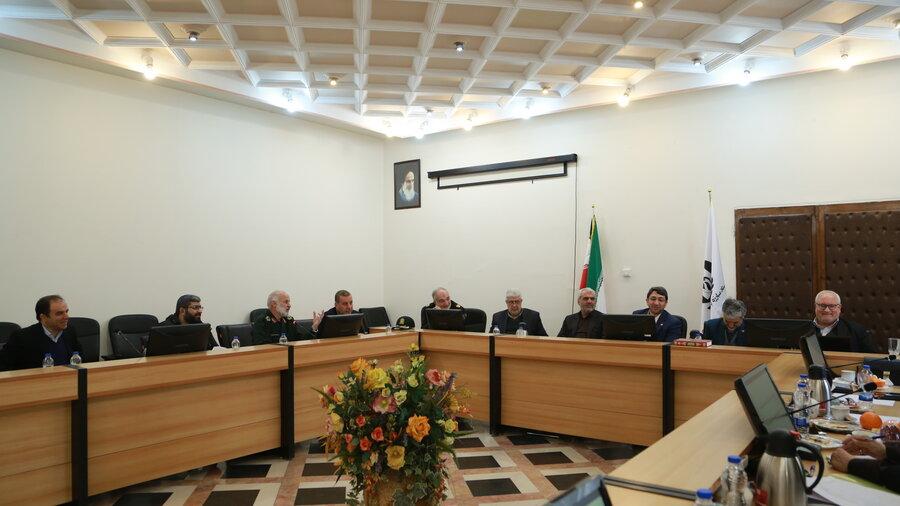 هفتمین جلسه «کمیته کشوری هماهنگی مراکز ماده 16 قانون مبارزه با مواد مخدر» برگزار شد