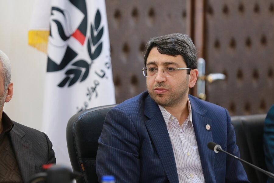 هفتمین جلسه کمیته کشوری هماهنگی مراکز ماده 16 قانون مبارزه با مواد مخدر
