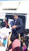 گزارش تصویری| خدمات رسانی تیم های اورژانس اجتماعی و محب در مناطق آسیب دیده از سیل