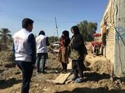 طرح محب برای حمایت روانی در بین سیل زدگان قلعه گنج