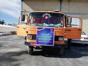 اولین محموله ی کمک های بهزیستی خراسان جنوبی برای هموطنان سیل زده تحت پوشش بهزیستی سیستان و بلوچستان ارسال شد