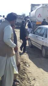 حضور مدیرکل بهزیستی استان در مناطق آسیب دیده از سیل