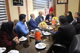 برگزاری جلسه  ستاد مدیریت بحران بهزیستی بندرعباس با حضور مدیر کل پدافند غیر عامل سازمان بهزیستی کشور