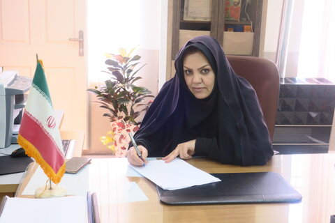 « سیده فاطمه قائمی » سرپرست اداره بهزیستی شهرستان گلپایگان شد