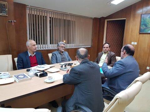 ستاد ساماندهی متکدیان شهرستان شاهرود