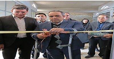 خاتم | افتتاح شرکت تولیدی و دوخت آراگل ویژه مددجویان بهزیستی در خاتم