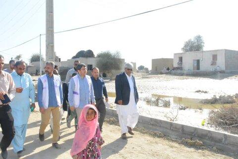 واریز مبلغ سه میلیارد و ۴۰۰ میلیون تومان به حساب مددجویان تحت پوشش آسیب دیده از سیل استان سیستان و بلوچستان