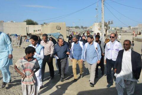 فیلم| گزارش دکتر قبادی دانا از خدمات سازمان بهزیستی کشور به مددجویان آسیب دیده از سیل استان سیستان و بلوچستان در شبکه استانی هامون