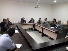 برگزاری جلسه شورای مشارکت های مردمی در بهزیستی مریـوان