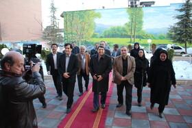 گزارش تصویری | بازدید رئیس سازمان بهزیستی کشور از شیرخوارگاه امام علی(ع) دراستان البرز