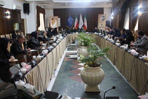 تهران | شورای ساماندهی سالمندان شهر تهران برگزار شد