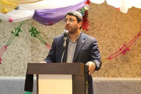 صوت| سخنرانی رییس سازمان بهزیستی کشور  در مراسم بازدید از شیرخوارگاه امام علی(ع)