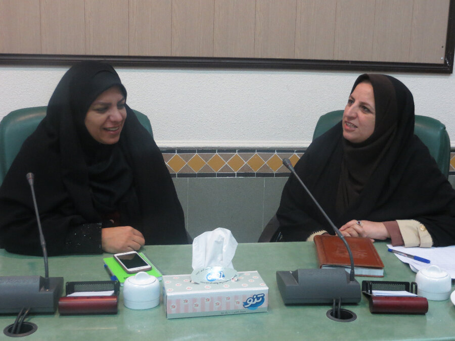 جلسه کمیته مناسب سازی شهری شهرستان بوشهر برگزار شد