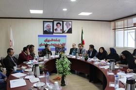 برگزاری جلسه شورای اداری بهزیستی استان