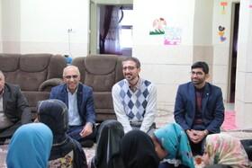 دامغان ا شاهرود ا بازدید و دیدار مدیرکل امور کودکان و نوجوانان سازمان بهزیستی کشور از خانه های کودک و نوجوان استان سمنان