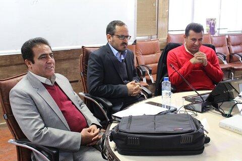 برگزاری دوره آموزشی درمان اختلالات جنسی در سازمان بهزیستی استان