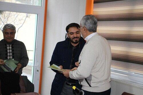 گزارش تصویری|مراسم تجلیل از همکاران گزینش اداره کل بهزیستی استان