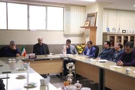 برگزاری آیین معرفی معاون پشتیبانی و منابع انسانی بهزیستی استان کرمان