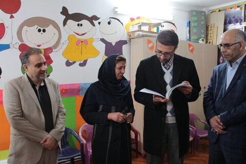 گزارش تصویری نشست با کانون توسعه مهدهای کودک استان سمنان