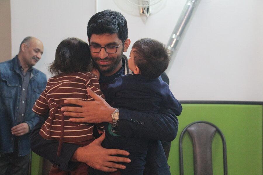 گزارش تصویری ا بازدید و دیدار از مراکز نگهداری فرزندان در سمنان