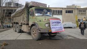 ارسال اولین محموله کمکهای بهزیستی خراسان رضوی به مناطق سیل زده سیستان و بلوچستان